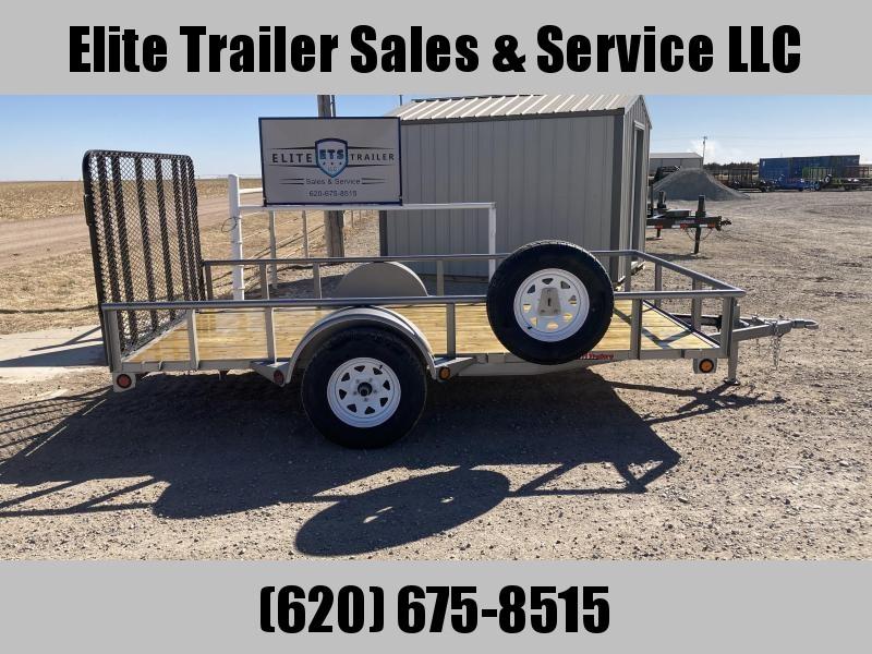 2021 GR Trailers 6.5' x 12' Single Axle Utility Trailer (UT6512W03L) Utility Trailer