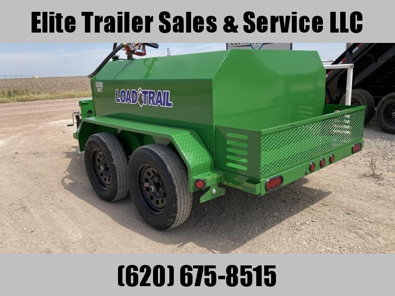 2021 Load Trail FT112 550 Gallon Tank Trailer