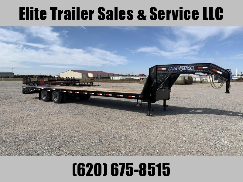 """2020 Load Trail 32' x 102"""" Low-Pro GN Equipment Trailer"""