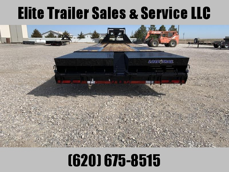 "2020 Load Trail 32' x 102"" Low-Pro GN Equipment Trailer"
