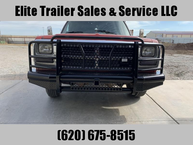 1987 To 1993 Ram 2500 and 3500 Bumper