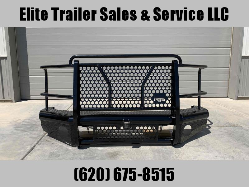 2007.5 to 2014 GMC 2500 and 3500 Bumper