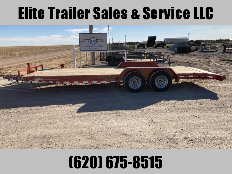 2021 Load Trail CH10 83 x 22 Car / Racing Trailer
