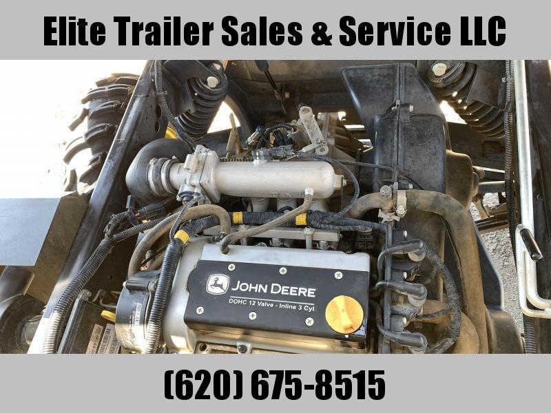 2020 John Deere XUV835E Utility Side-by-Side (UTV)