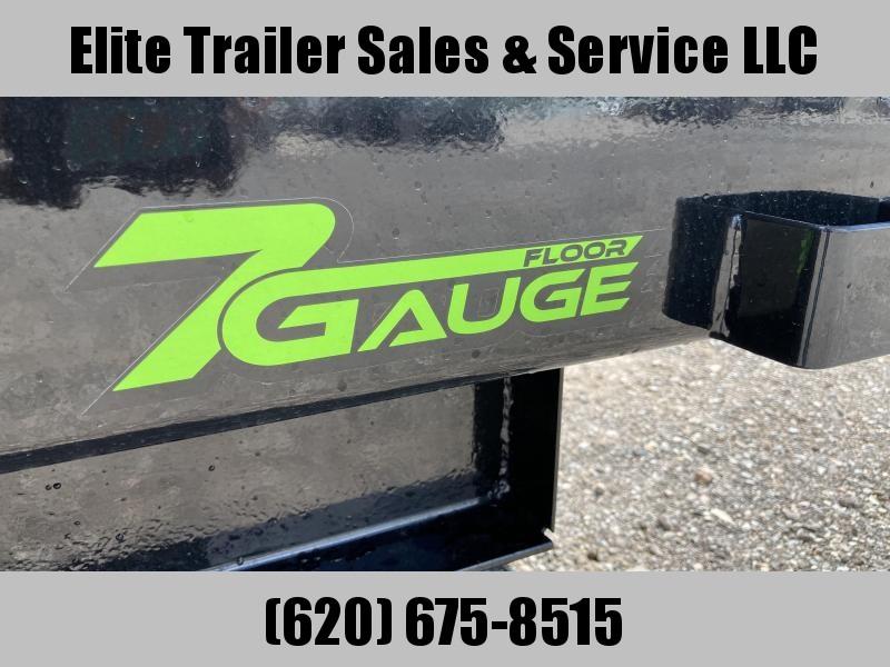 2022 Load Trail HG14 83 X 16 Low Pro Gooseneck Heavy Duty Dump w/8? I-Beam Frame Dump Trailer