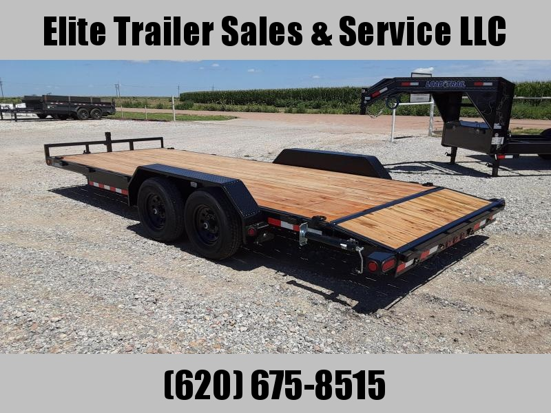 2021 Load Trail CH10 Carhauler 83 x 20 Car / Racing Trailer