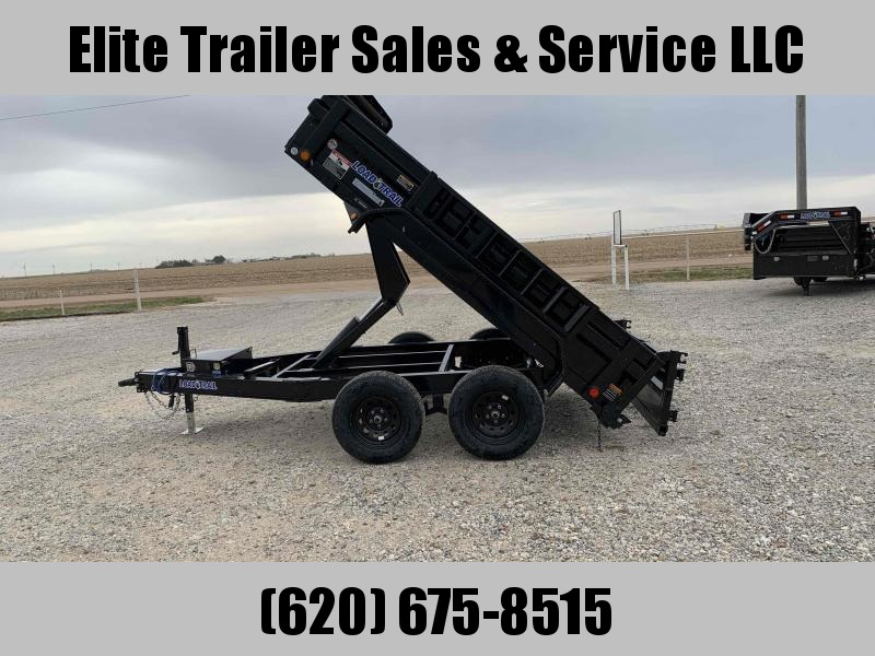 "2020 Load Trail 10' X 72"" Dump Trailer"