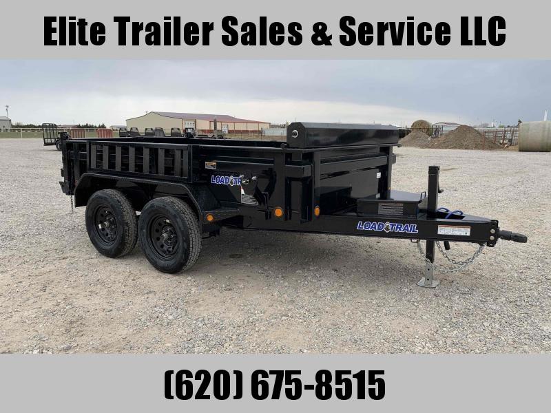 "2020 Load Trail 10' X 72"" Dump Trailer"