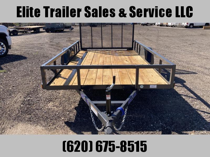2022 Load Trail SE03 - Single Axle Landscape 77 x 12 Utility Trailer