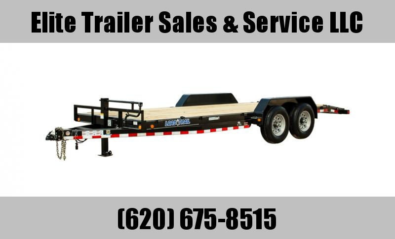 2021 Load Trail CH14 Carhauler 83 x 22 Car / Racing Trailer