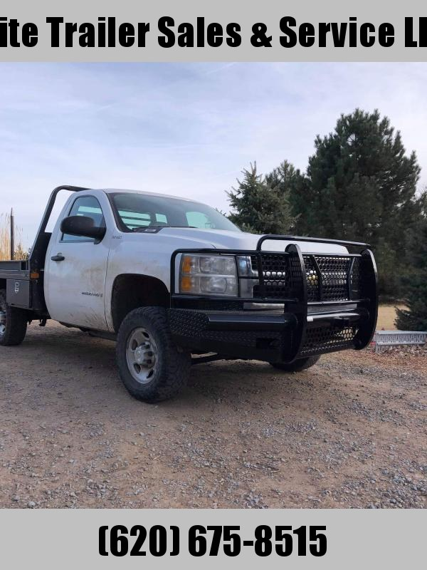2007.5 to 2010 Chevy 2500 and 3500 Bumper