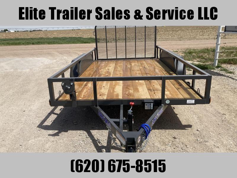 2021 Load Trail UE07 - Tandem Axle Utility 83 x 14 Utility Trailer