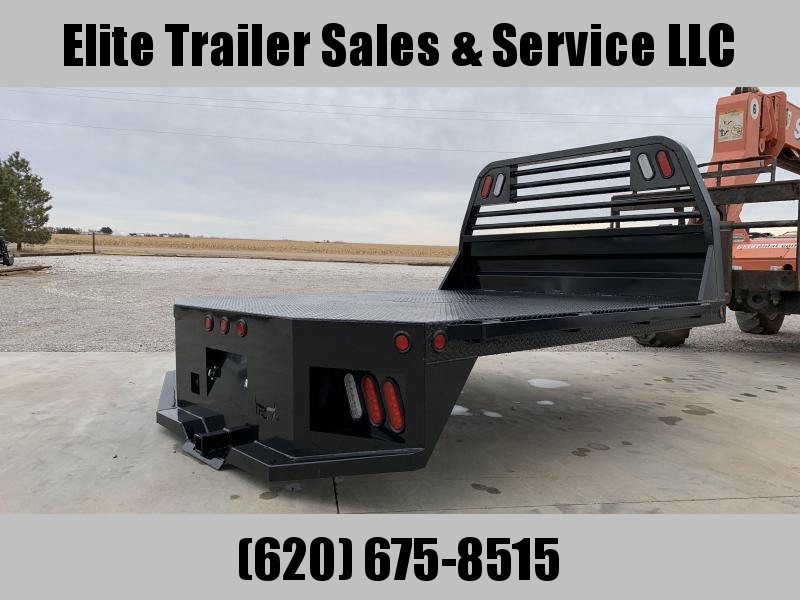 2020 IronOx Non Skirted Truck Bed