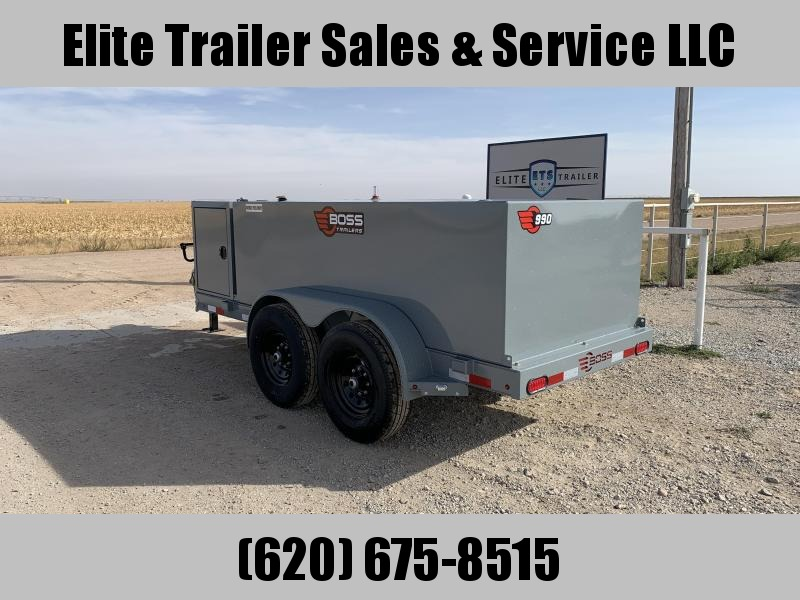 2021 Farm Boss 990 Gal Fuel Trailer
