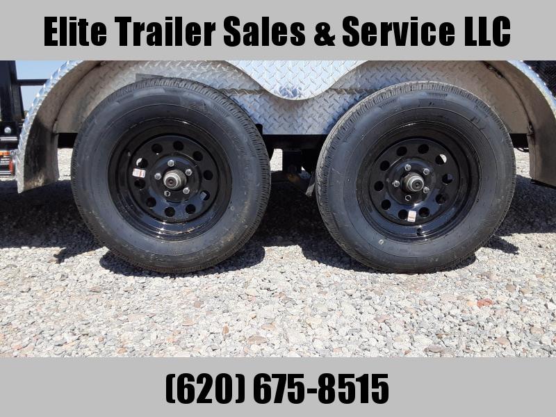 "2020 Load Trail UE07 - 83"" x 16' Tandem Axle Utility Trailer"