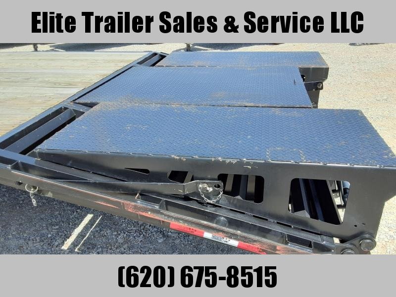 "2019 GR**DEMO** 102""X 35' Equipment Trailer"