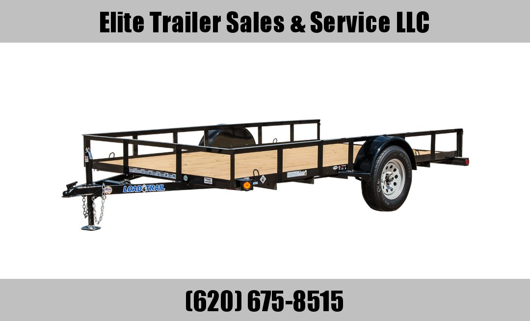 "72"" X 12' SINGLE AXLE (2"" X 3"" ANGLE FRAME)"