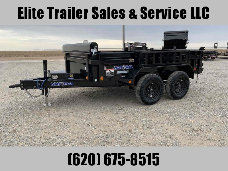 2020 Load Trail DT07 72 x 10 Dump Trailer