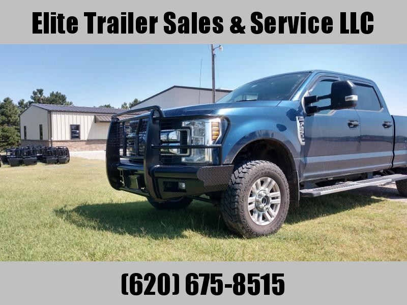 2017 to 2019 Ford F-250 and F-350 Bumper
