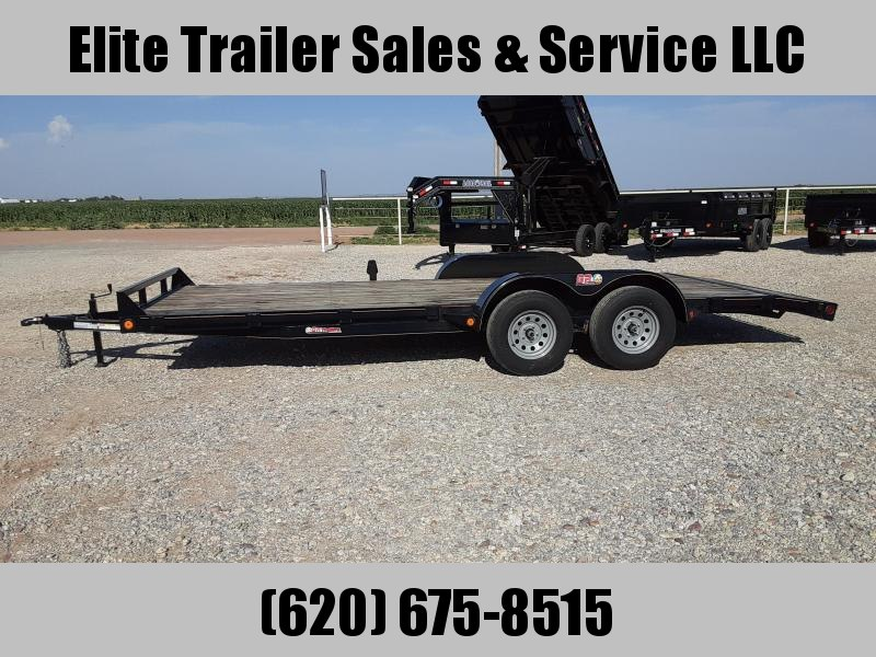 "2020 GR Trailers CH07 82"" X 20' Car Hauler Trailer"
