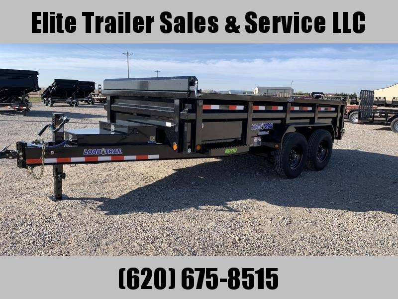 "2020 Load Trail 83"" x 14' HD Dump Trailer"