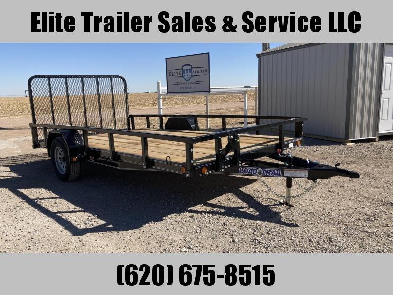 2021 Load Trail SB03 83 x 14 Utility Trailer