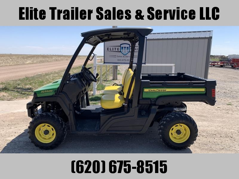 2020 John Deere XUV835E Crossover Utility Vehicle