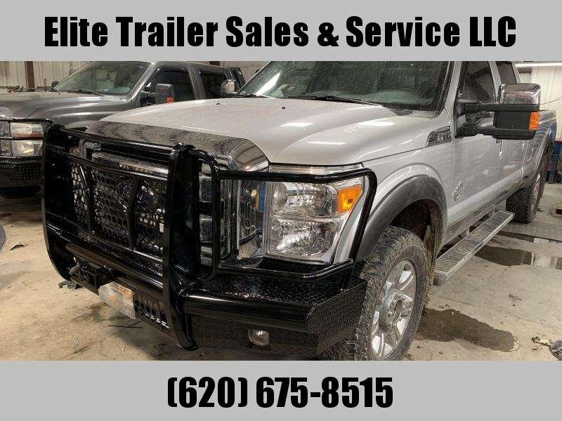 2011 to 2016 Ford F-250 and F-350 Bumper