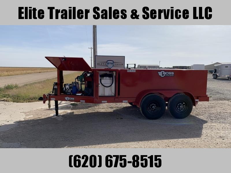 2021 Farm Boss fb-990 Fuel Trailer