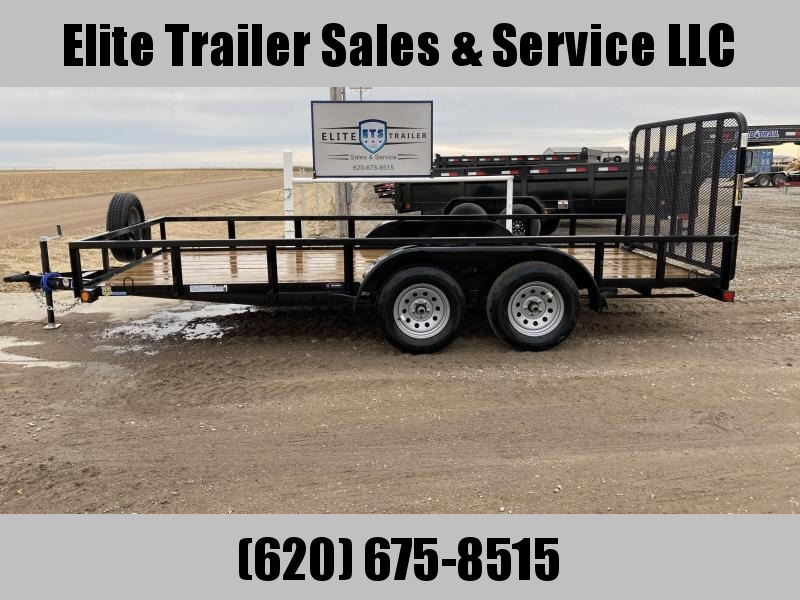 2021 Load Trail UE07 83 x 16 Utility Trailer