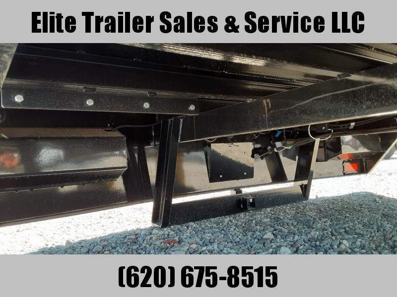2020 GR Trailers Non-Skirted Truck Bed