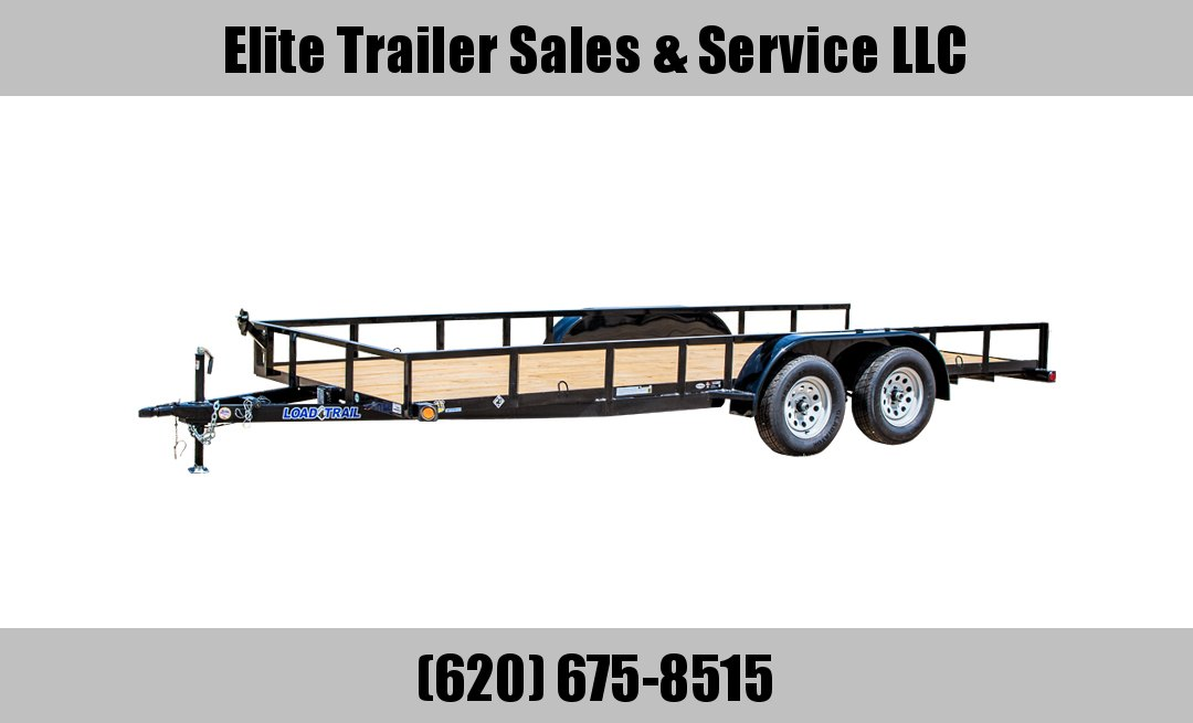 "2021 Load Trail 83"" X 14' TANDEM AXLE UTILITY (2"" X 3"" ANGLE FRAME)"
