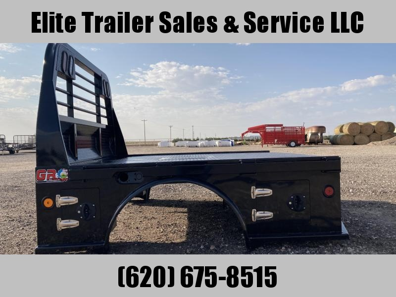 Sale!!!! 2022 GR Trailers Skirted Truck Beds