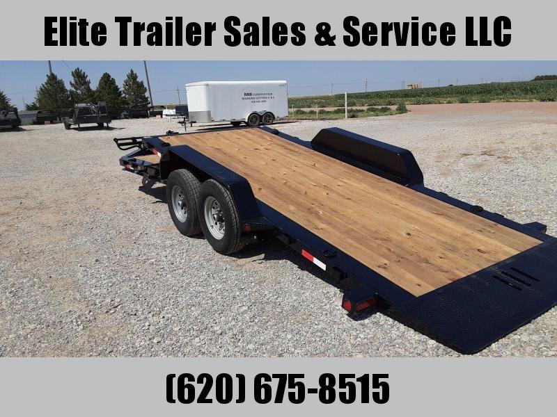 """2020 Load Trail TH-14 83"""" X 20' Tilt Trailer I-Beam Frame"""