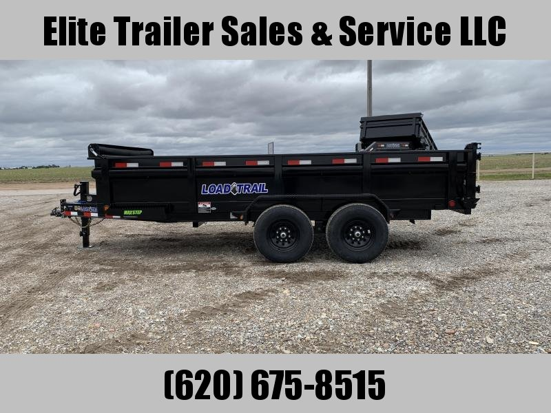 "2020 Load Trail  83"" x 16' BP Dump Trailer"