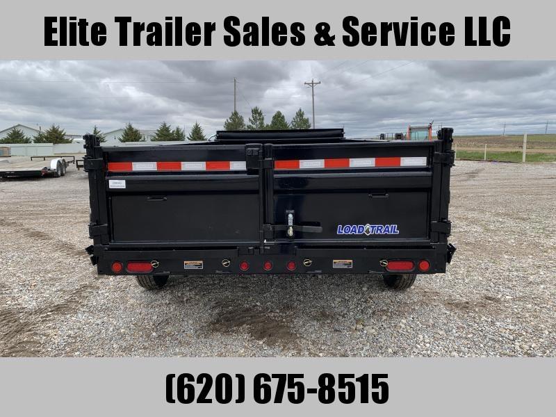 """2020 Load Trail  83"""" x 16' BP Dump Trailer"""