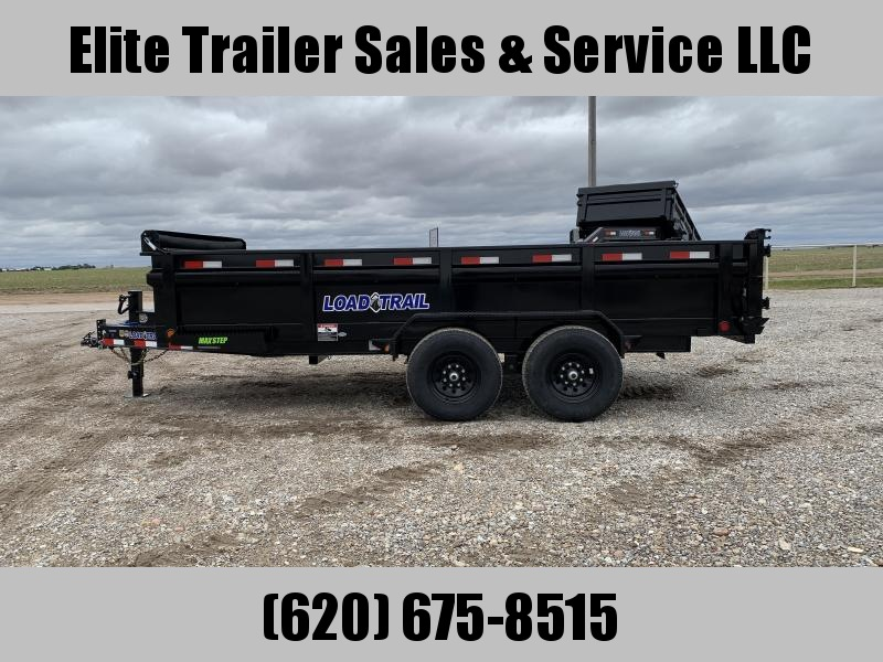 "2020 Load Trail  83"" x 16' Bumper Pull Dump Trailer"