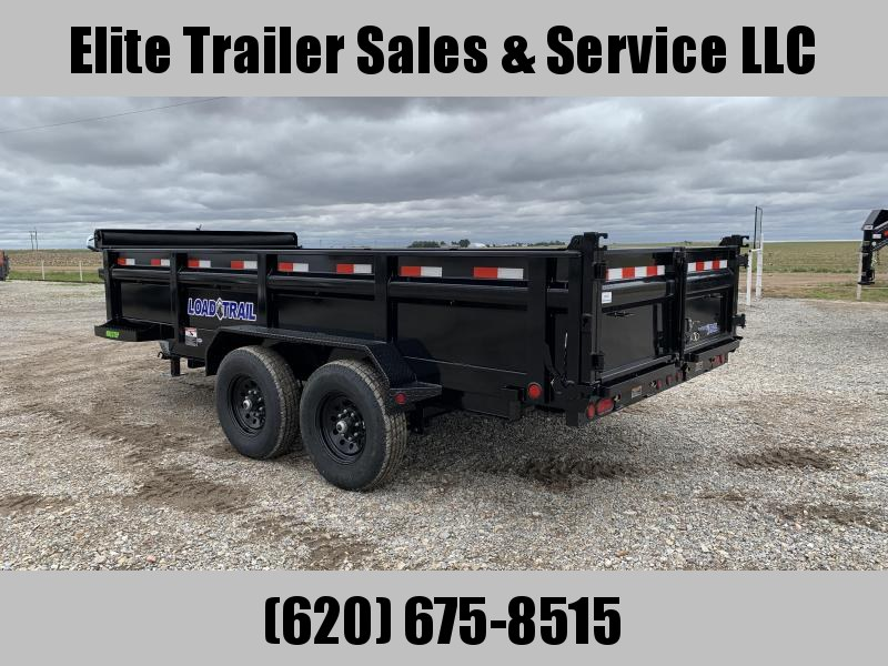 "2020 Load Trail  83"" x 16' Bumper Pull Dump Trailer"