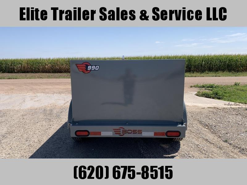 2021 Farm Boss 990 Gallon Fuel Trailer