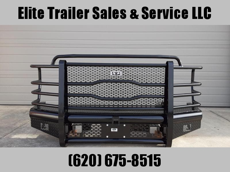 GR Bumper Ford 17-19 F-250 To F-450