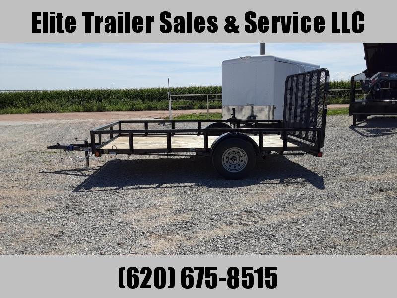 2020 Load Trail SE03 - Single Axle Landscape 83 x 12 Utility Trailer