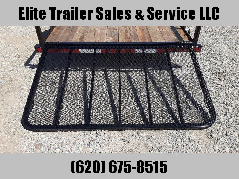 2020 Load Trail SE03 - Single Axle Landscape 83 x 12 Utility Trailer