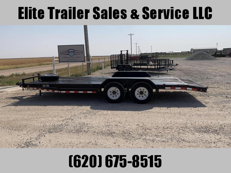 2006 Load Trail CH10 Carhauler 83 x 20 Car / Racing Trailer