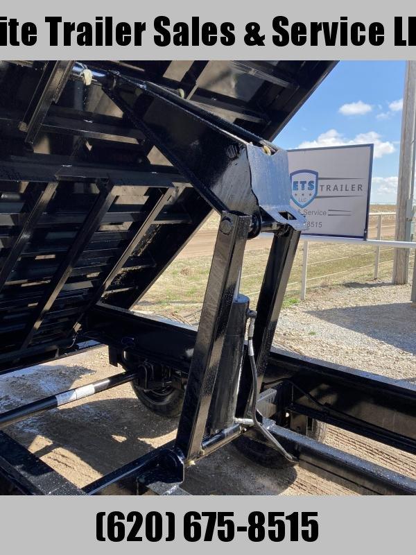 "2021 Load Trail 96"" X 14' TANDEM AXLE DECK OVER DUMP"