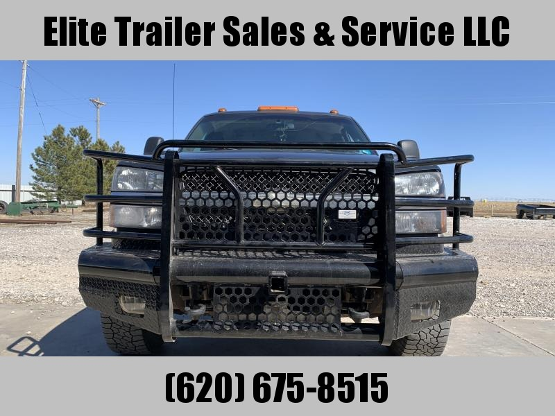 2003-2007 Classic Chevy 2500 and 3500  Bumper