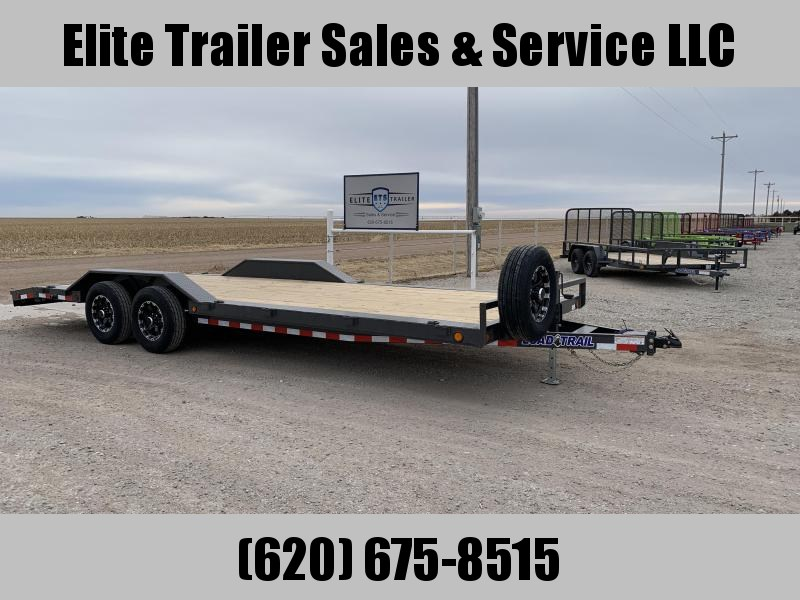 2021 Load Trail CH10 102 x 22 Car / Racing Trailer