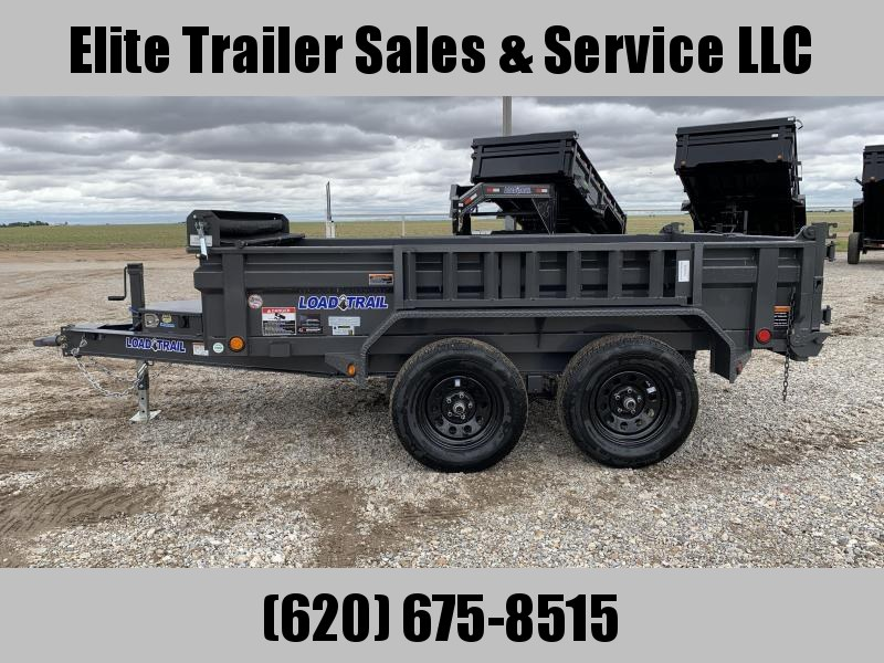 "2020 72"" x 10' Load Trail  Dump Trailer"