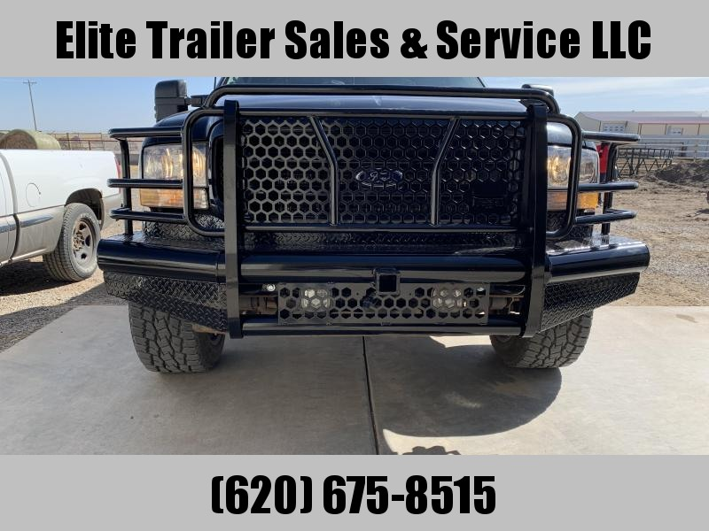 1999 to 2004 Ford F-250 and F-350 Bumper