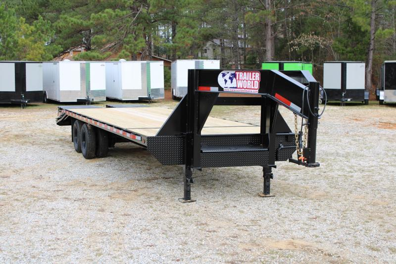 Trailer World 8'X30' 20K Flatbed Trailer