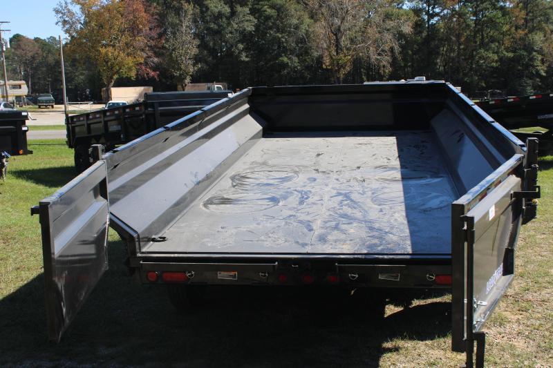 """Load Trail 83""""X16' 14K Dump Trailer W/ Max Bed"""